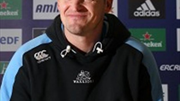 Gregor Townsend's side are back in European cup action this weekend