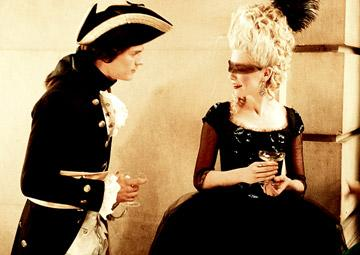 Jamie Dornan and Kirsten Dunst in Columbia Pictures' Marie Antoinette