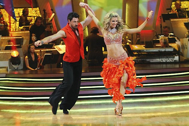 Maksim Chmerkovskiy and Erin …