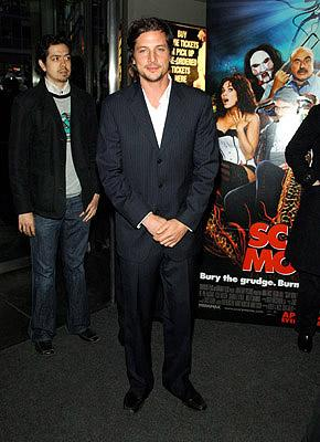 Simon Rex at the NY premiere of Dimension's Scary Movie 4
