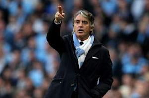 Mancini warns Rodwell he is not ready for Manchester City's starting XI