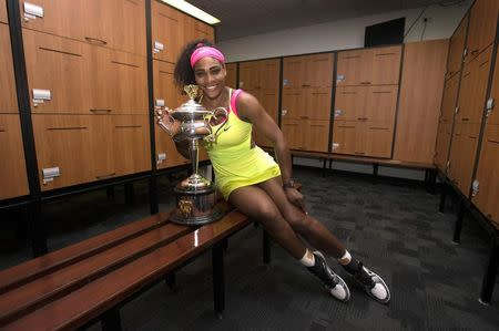 Serena continues mastery of Sharapova for magical 19th