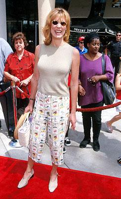 Premiere: Christine Lahti at the Orange County premiere of Disney's The Kid - 6/25/2000