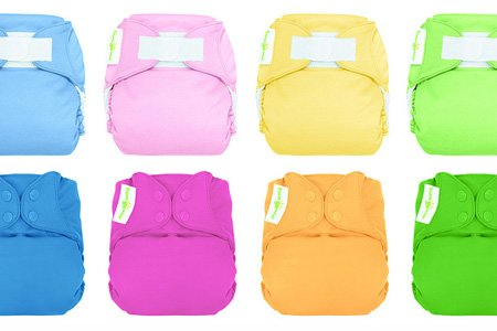 Cloth diapers | 21% off