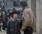 Walking Dead First Look: Can Carl Save [Spoiler]?