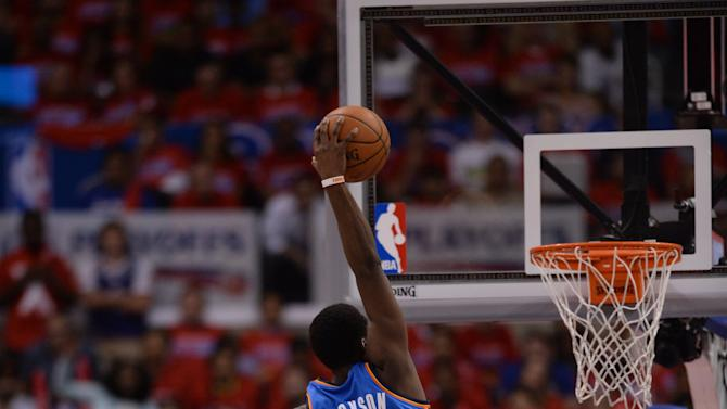 Thunder eliminate Clippers, winning Game 6 104-98