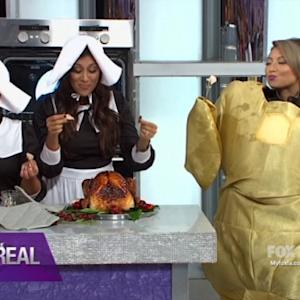 Daytime TV's Guide to the Perfect Thanksgiving Dinner
