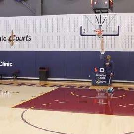 Basketball Shooting Drill: Kevin Love's Turn-and-Shoot Drill