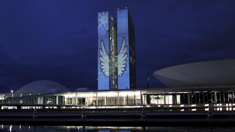 National Congress, Brasilia, Brazil