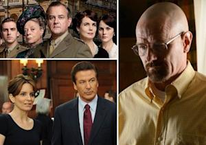 SAG Awards Spread the Wealth: 30 Rock, Modern Family, Homeland, Breaking Bad, Downton Win