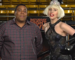 Lady Gaga's Saturday Night Live Promos: Wig Lamps, Meat Watches and…a Case of the Voms?