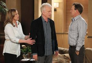 Genie Francis, Anthony Geary, Kin Shriner | Photo Credits: Rick Rowell/ABC