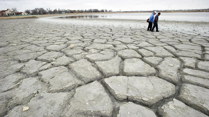 Drought prompts disaster declarations in 11 states