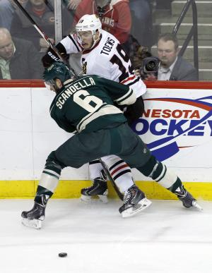 Cooke returns to bring even more toughness to Wild