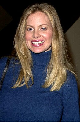 Premiere: Kristin Bauer at the West Hollywood premiere of United Artists' The Claim - 12/7/2000