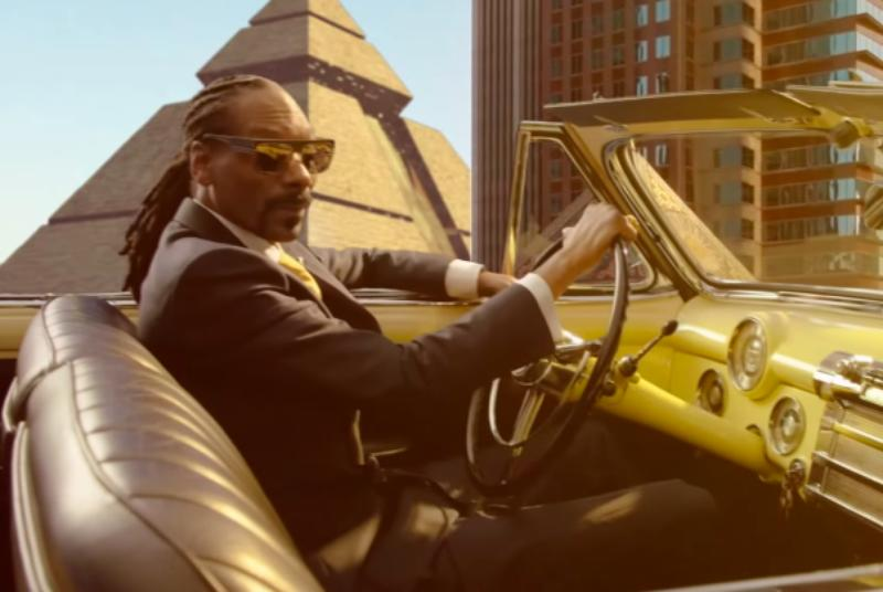 Visit Snoop Dogg's Afrocentric retrofuture in his latest music video