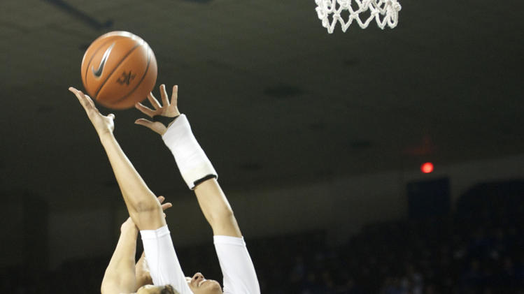 NCAA Womens Basketball: Mississippi State at Kentucky