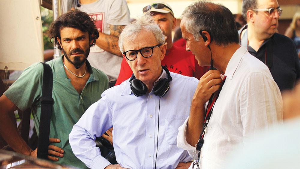 Woody Allen's Amazon Deal Shows Willingness, But Change Creates Risk