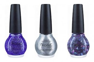 Justin Bieber's One Less Lonely Girl collection from Nicole by OPI