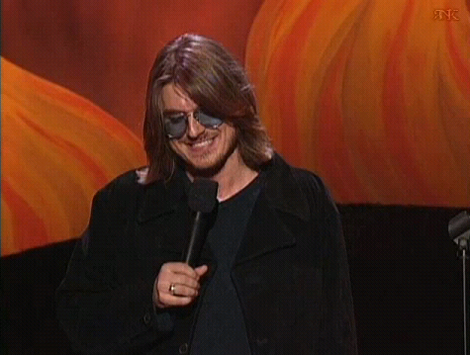 Mitch Hedberg and Other Off-Kilter Comedians