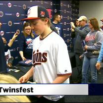 Twins Return To Target Field For TwinsFest