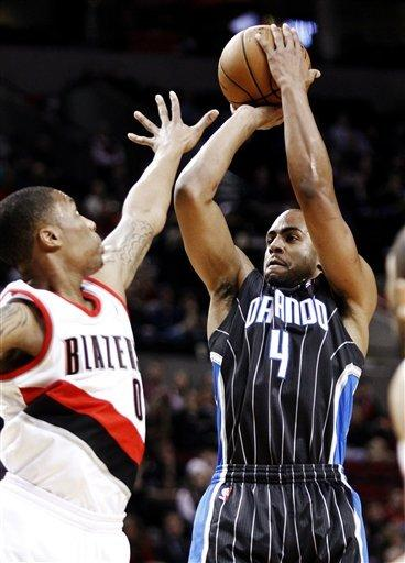 Trail Blazers beat Magic 125-119 in overtime