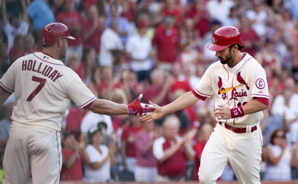 Miller dominates, Cardinals beat Braves 6-2