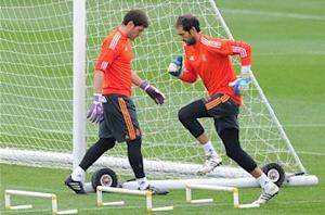 Casillas: Lopez has helped Real Madrid to the top