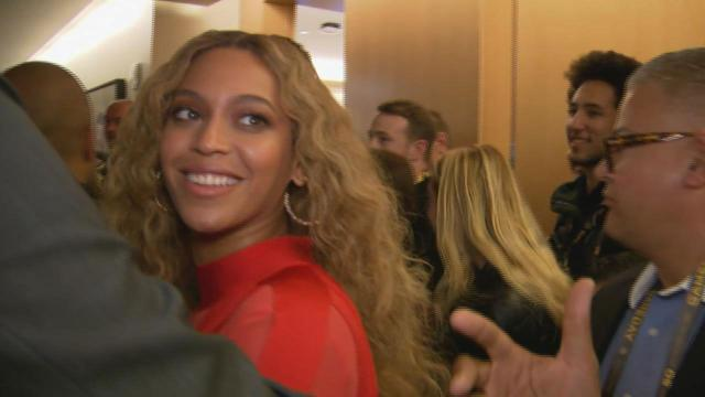 EXCLUSIVE: Beyonce Backstage on Super Bowl Performance and 'Formation': 'I Wanted People to Feel Proud'