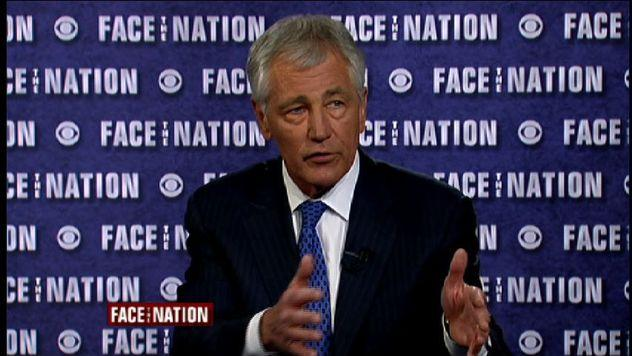 "Hagel on Afghanistan drawdown: ""The threats are shifting"""