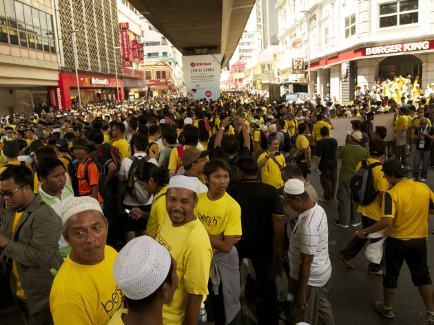 Bersih 3.0 and Anti-Lynas …
