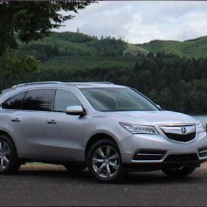 2014 Acura MDX Recalled Due To Possible Detachment Of Drive Shaft