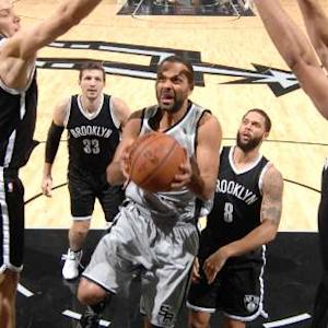 Nets vs. Spurs