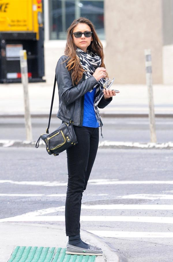 Get Nina Dobrev's Shirt For Under $20