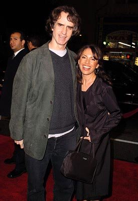 Jay Roach and Susanna Hoffs at the LA premiere of Universal's Along Came Polly