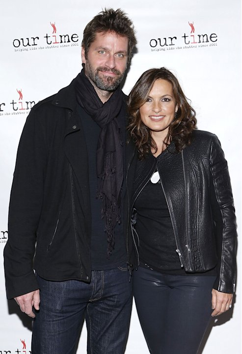 Peter Hermann, Mariska Hargitay