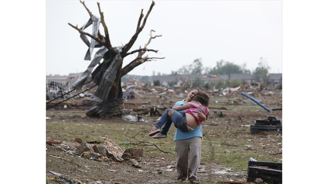 Listen: Desperate 911 calls from Moore, Oklahoma