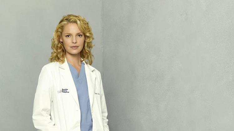 "Katherine Heigl stars as Isobel ""Izzie"" Stevens on Grey's Anatomy."
