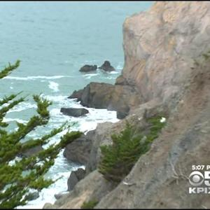 1 Person Dies, Another Rescued From San Francisco Seaside Cliff