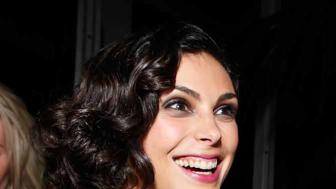 Actress Morena Baccarin attends the Fox Golden Globes Party on Sunday, January 13, 2013, in Beverly Hills, Calif. (Photo by Todd Williamson/Invision for Fox Searchlight/AP Images)