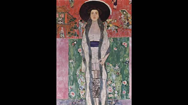 """Adele Bloch-Bauer II"" by Gustav Klimt , sold for $87.9 million in 2006."
