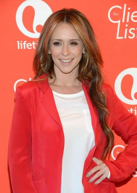 Jennifer Love Hewitt attends Lifetime's 'The Client List' Valentine's Day Event at Mel's Diner, Los Angeles, on February 14, 2013 -- Getty Images