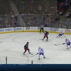 Canadiens at Blue Jackets / Game Highlights