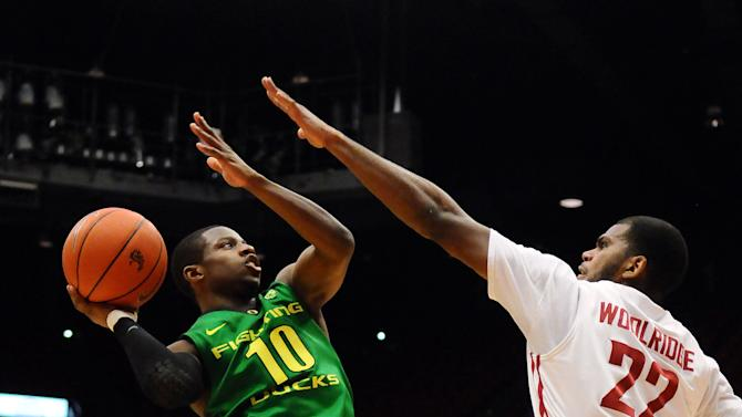 NCAA Basketball: Oregon at Washington State
