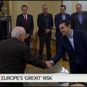 Greece the Tipping Point of EU Opposition: Ian Bremmer