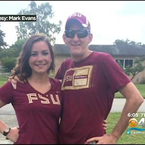 Parents Talk With Daughters During FSU Shooting