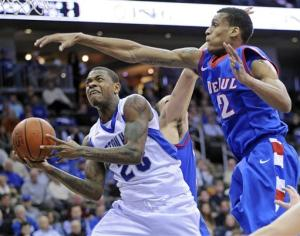 Edwin has career-high 28, No. 24 Seton Hall rolls