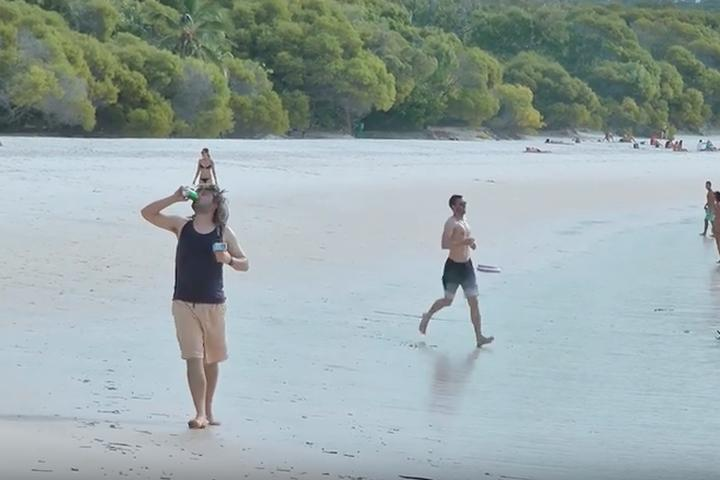 Honest Australian tourism ad looks beyond the beaches to reveal what's really going on