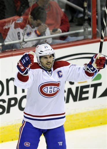 Resurgent Canadiens beat 'pathetic' Capitals 4-1