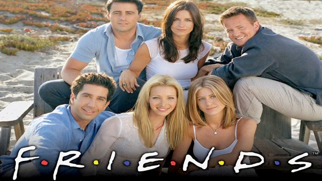 It Is The Friends The Famous Sitcom's Reunion Finally